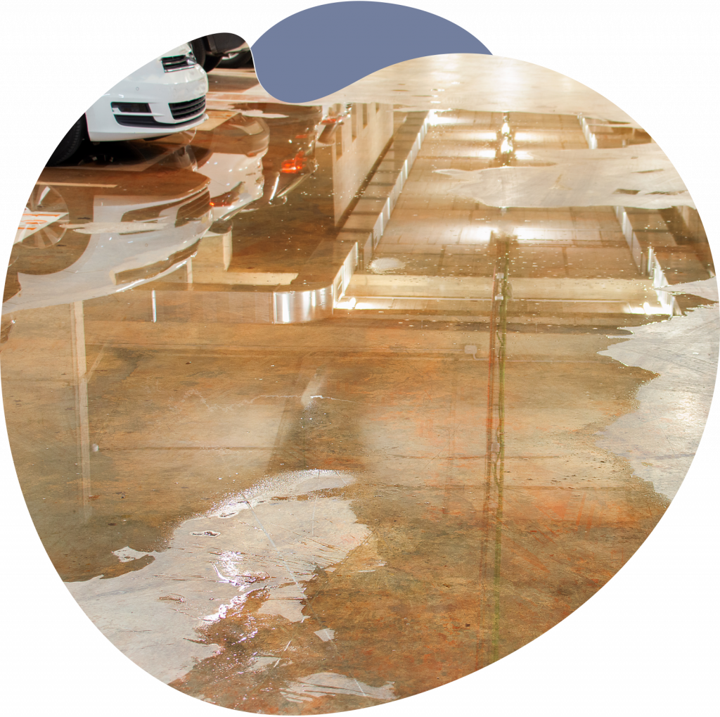 garaje-inundado-filtraciones-lluvia